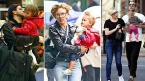 Scarlett Johansson With Daughter Rose Dined in NYC!!