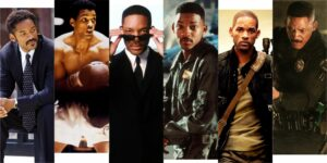 What are the famous movies done by will smith?