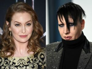 Actress Esmé Bianco To Sue Marilyn Manson For Sexual Assault!!