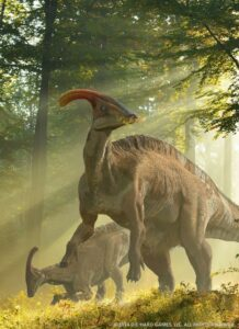Dinosaurs lived in the Arctic, research suggests!