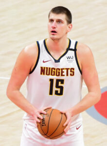 NBA Announce Nikola as the Most Valuable Player for 2021