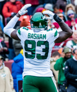 Tarell Basham Says That He Is Looking Forward to Better Times with the Cowboys