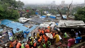At least 31 people killed after Mumbai hit with torrential rain!