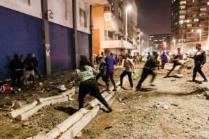 Riots in South Africa have left people hungry — it's the poorest who are worst hit!