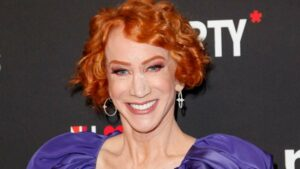 Kathy Griffin announces she has lung cancer!